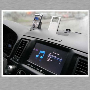 Mac mini Car PC - Palm, iPod oder iPhone Integration