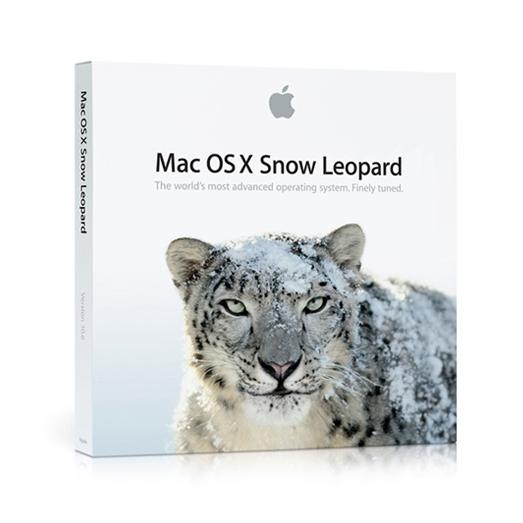 Mac OS X Snow Leopard 10.6.8 - König der Raubkatzen - System Support