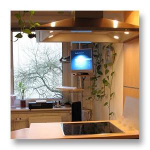 Mac mini Media Center - Einen Film in der Küche anfangen...