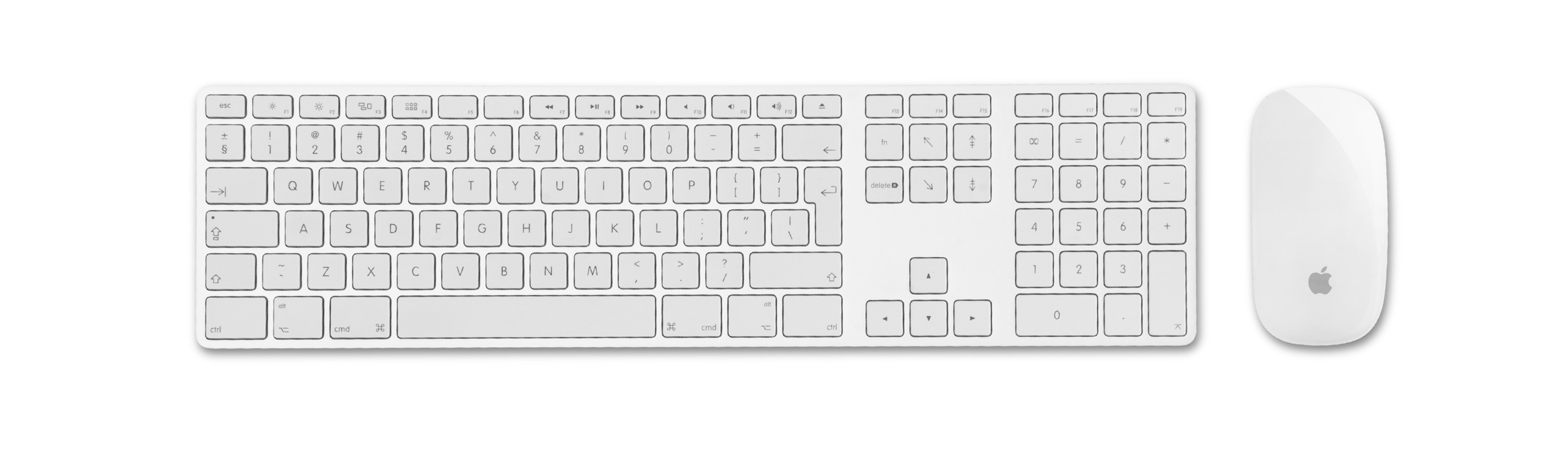 Apple Tastatur und Magic Mouse - Apple Support Hamburg