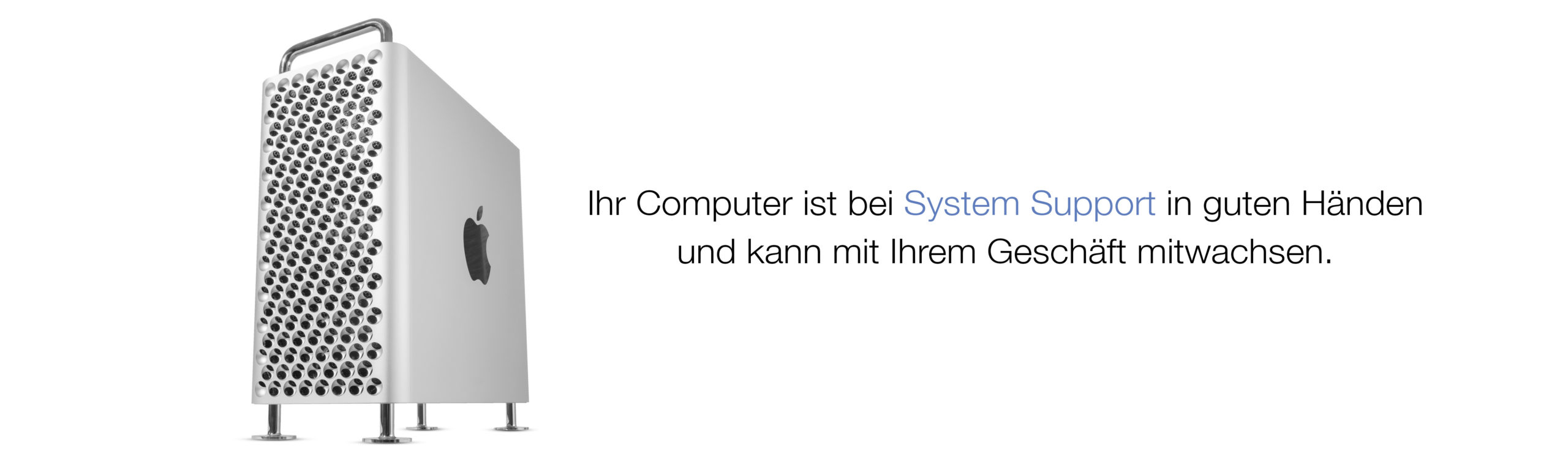 Apple MacPro 2019 - Apple Support Hamburg