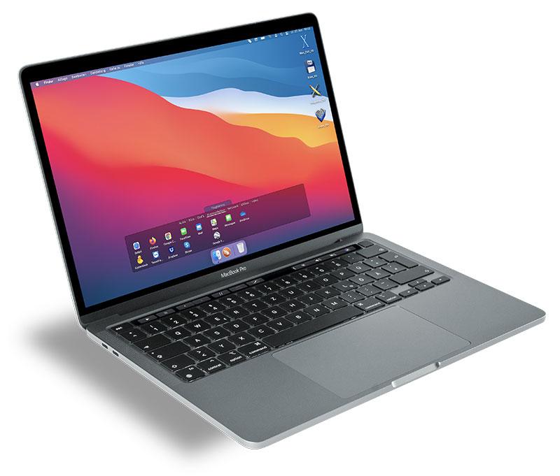 MacBook-Pro - M1